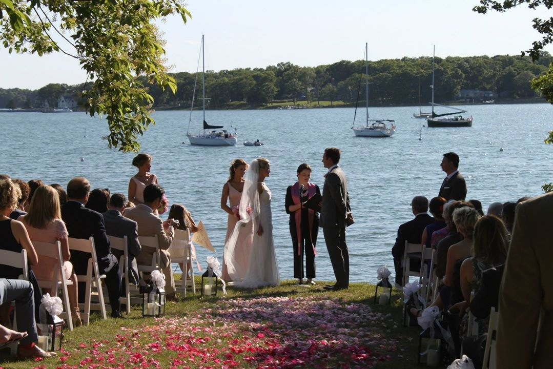 Salt shelter island wedding